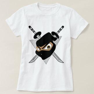 Mighty Ninja Gray Shirts