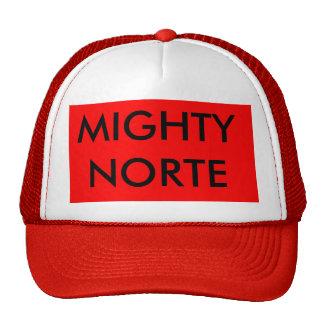 MIGHTY NORTE TRUCKER HAT