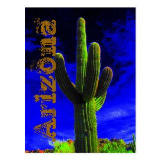 Mighty Saguaro (118), Arizona Postcard