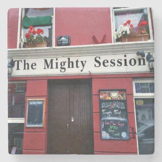 Mighty Session, Dingle, Ireland, Irish Pub, Coaste Stone Coaster