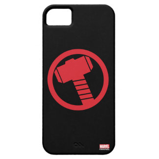 Mighty Thor Logo iPhone 5 Covers