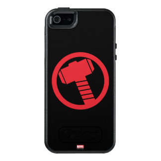 Mighty Thor Logo OtterBox iPhone 5/5s/SE Case
