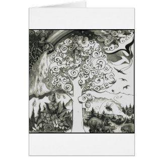 MIGHTY TREE Page 2 Card