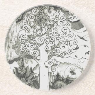 MIGHTY TREE Page 2 Coaster