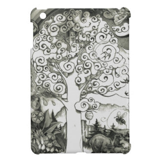 MIGHTY TREE Page 2 iPad Mini Cover