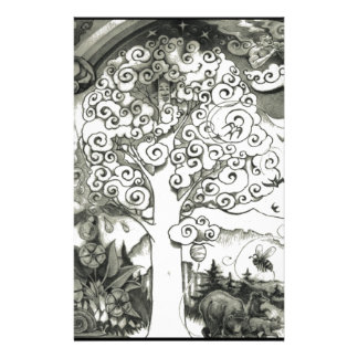 MIGHTY TREE Page 2 Stationery