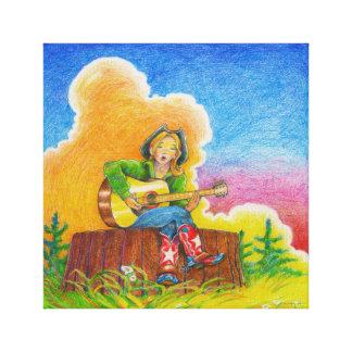 _MIGHTY-TREE-Page 58 Original Canvas Print