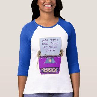 Mignon moderne de la rétro moitié du siècle t shirt