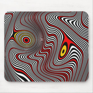 Migraine Aura Mix and Match Mouse Pad