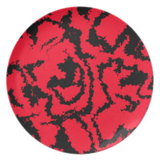 migraine red (C) Plate