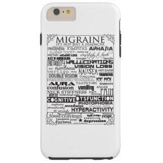 Migraine Symptoms Smart Phone Case