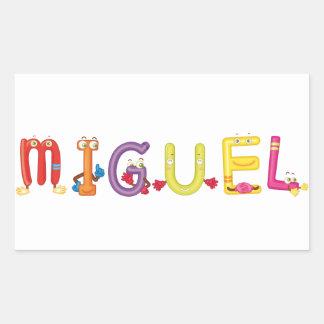 Miguel Sticker