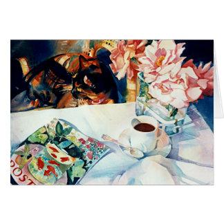 """""""Mija & Matisse"""" Card"""