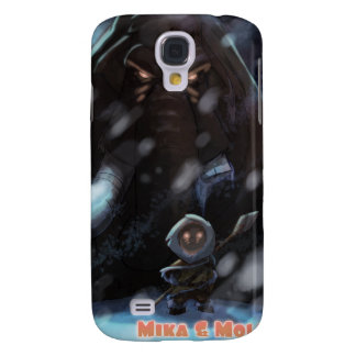 Mika Mola Iphone 3 Galaxy S4 Case
