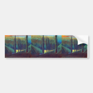 Mikalojus Ciurlionis- Funeral Symphony (IV) Bumper Stickers