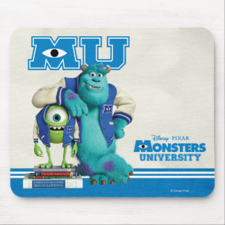 Mike and Sulley MU Mousepad
