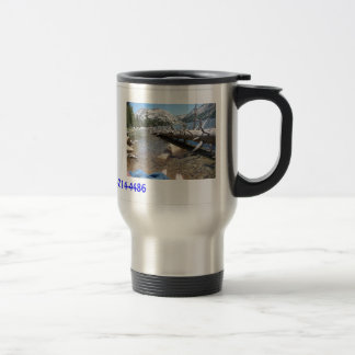 Mike Conley's Stainless Steel Traveling Mug