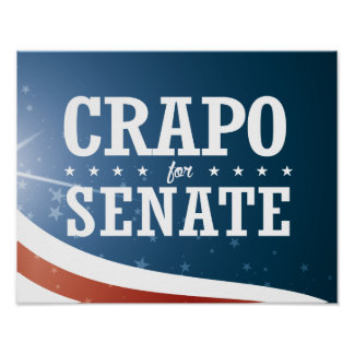 Mike Crapo 2016 Poster
