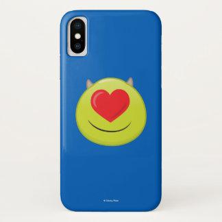 Mike Emoji iPhone X Case