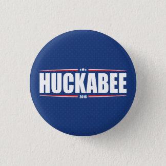 Mike Huckabee 2016 (Stars & Stripes - Blue) 1 Inch Round Button