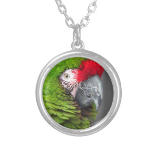 Mike II Silver Plated Necklace