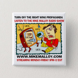 Mike Malloy Radio Show button