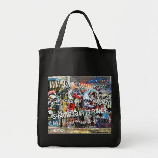 MIKE MALLOY  TOTEBAGS TOTE BAG