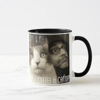 Mike & Me Coffee & Catnip/Songs for Napping Mug
