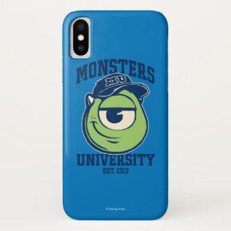 Mike Monsters University Est. 1313 iPhone X Case