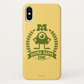 Mike - OOZMA KAPPA Case-Mate iPhone Case