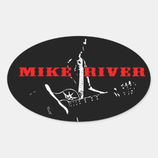 Mike River Sticker