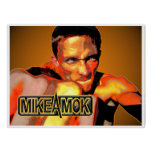 Mikeamok Poster