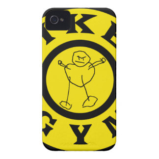 Mikes Gym iPhone 4 Case