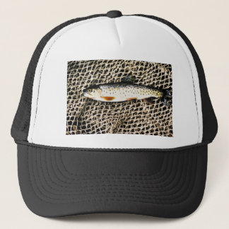 Mikes Trout Trucker Hat