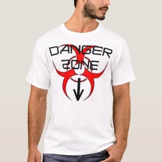 "Mikey Danger ""Danger Zone"" Tee"