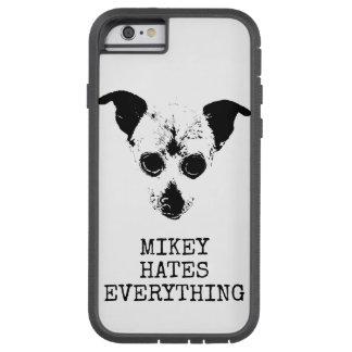 MIKEY HATES iPHONES Tough Xtreme iPhone 6 Case