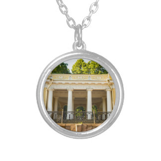 Mikhailovsky (Michael) Garden Silver Plated Necklace