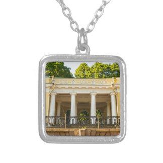 Mikhailovsky (Michael) Garden Silver Plated Necklace
