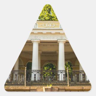 Mikhailovsky (Michael) Garden Triangle Sticker