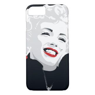 Miki Marilyn iPhone 7 Case