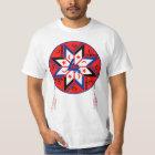 Mi'kmaq Tripartite Symbol T-Shirt