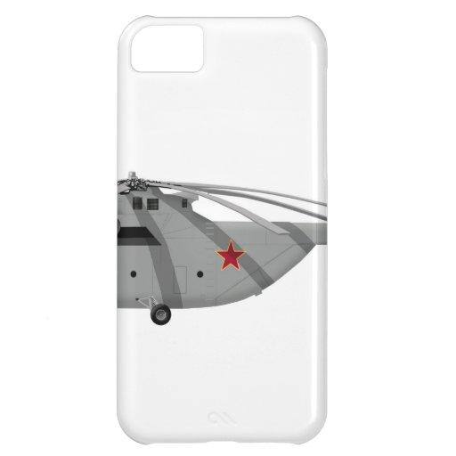 Mil Mi-26 Halo iPhone 5C Cases
