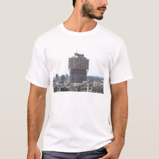 Milan aerial view T-Shirt