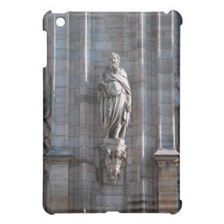 Milan Cathedral dome statue architecture monument iPad Mini Cover
