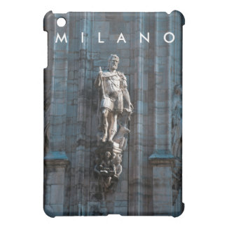 Milan Cathedral dome statue architecture monument iPad Mini Covers