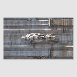 Milan Cathedral dome statue architecture monument Sticker