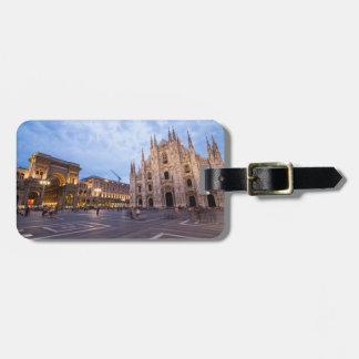 Milan Cathedral , Italy Travel Luggage Tag