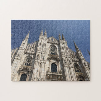 Milan Cathedral Puzzle