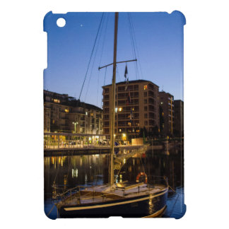 Milan, city on the river iPad mini cover