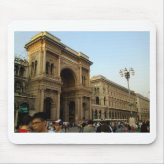 Milan Italy Mouse Pad